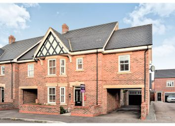 Thumbnail 4 bed link-detached house for sale in Gleneagles Close, Great Denham, Bedford