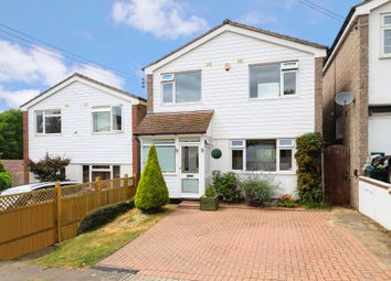 Thumbnail 4 bed detached house for sale in Albert Road, Chelsfield, Orpington