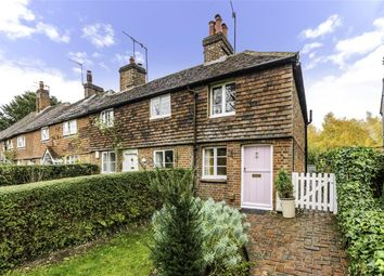 School Hill, Merstham, Redhill RH1. 2 bed end terrace house for sale