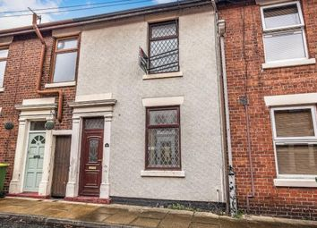 Thumbnail 1 bed terraced house for sale in Rossall Street, Ashton, Preston, Lancashire