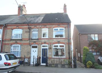 Thumbnail 2 bed end terrace house for sale in Merrylees Road, Newbold Verdon, Leicester