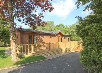 Thumbnail 2 bedroom lodge for sale in Caer Beris Holiday Lodges, Llanynis, Builth Wells