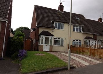 Thumbnail 2 bedroom semi-detached house to rent in Ketley Hill Road, Dudley