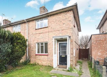Thumbnail 2 bed semi-detached house for sale in Western Road, Silver End, Witham