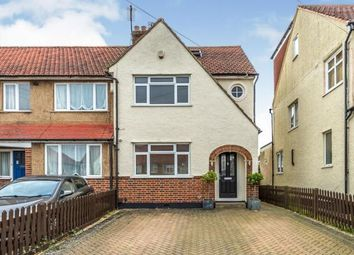 Thumbnail 4 bed end terrace house for sale in Hartfield Road, Chessington, Surrey