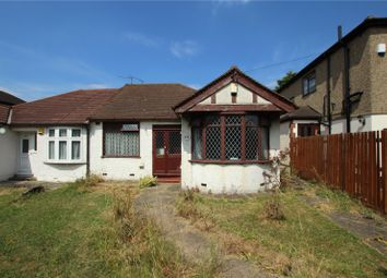 Thumbnail 3 bed bungalow for sale in East Rochester Way, Sidcup, Kent