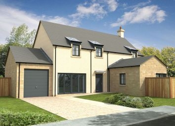 Thumbnail 4 bedroom detached house for sale in Plot 10, The Torridon, Coatburn Green, Melrose