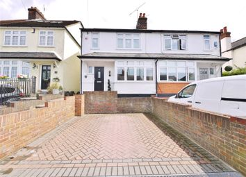 Thumbnail 3 bed semi-detached house for sale in Western Avenue, Brentwood, Essex