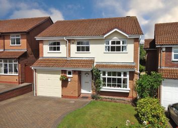 Thumbnail 4 bed detached house for sale in Wentworth Drive, Blackwell