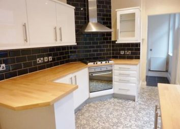 Thumbnail 4 bedroom terraced house to rent in Tulketh Brow, Preston