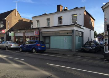 Thumbnail Retail premises for sale in High Street, Horley