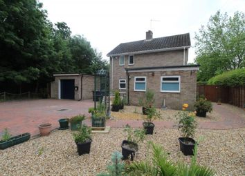 Thumbnail 3 bedroom detached house to rent in Wood Lane, Papworth Everard, Cambridge