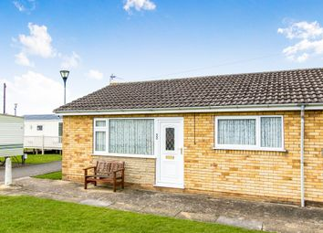 Thumbnail 2 bed terraced bungalow for sale in Burgh Road, Skegness