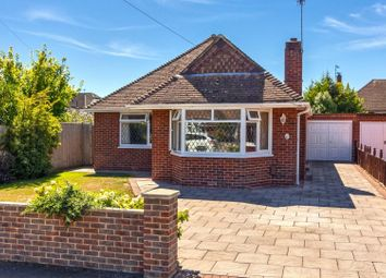 Thumbnail 2 bed detached bungalow for sale in Hall Avenue, Broadwater, Worthing