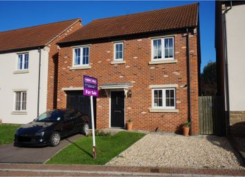 Thumbnail 4 bed detached house for sale in Windhill Rise, Woolley Grange Barnsley