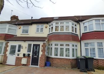Thumbnail 3 bedroom terraced house to rent in Kenilworth Gardens, Loughton, Essex