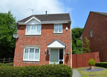Thumbnail 3 bed detached house for sale in Maes Y Bryn, Pontprennau, Cardiff