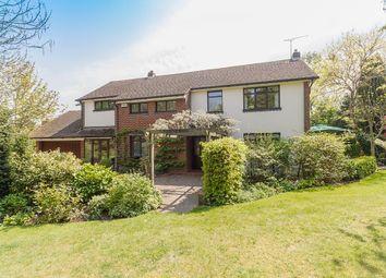 Thumbnail 4 bedroom detached house for sale in Bannister Hill, Borden, Sittingbourne