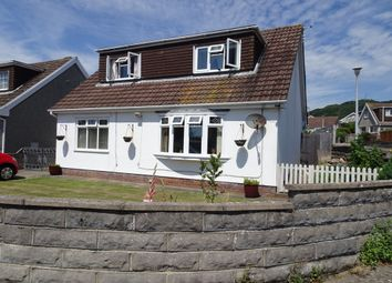 Thumbnail 4 bed detached bungalow for sale in Lime Tree Way, Danygriag, Porthcawl