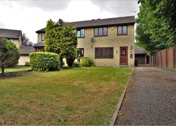 Thumbnail 3 bed semi-detached house for sale in Knightsway Court, Bradford