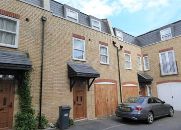 Thumbnail 4 bed terraced house to rent in Rose & Crown Mews, Isleworth