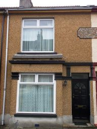 Thumbnail 2 bed terraced house to rent in Lydford Park Road, Plymouth