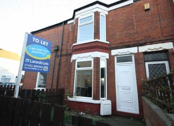 Thumbnail 2 bedroom terraced house to rent in Belle Vue, Middleburg Street, Hull