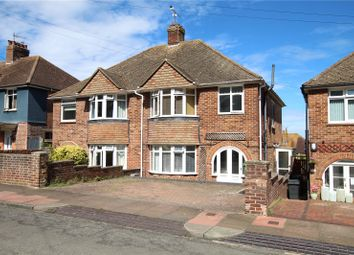 3 bed semi-detached house for sale in Manvers Road, Eastbourne, East Sussex BN20