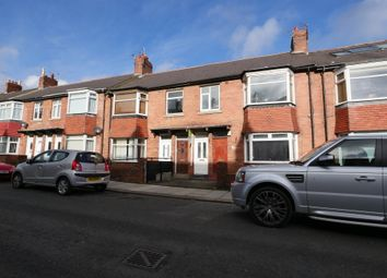 Thumbnail 3 bed flat for sale in Biddlestone Road, Heaton, Newcastle Upon Tyne