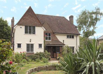 Thumbnail 5 bed detached house for sale in Elm Walk, Farnborough Park