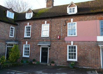 Thumbnail 3 bed town house for sale in Faulknor Square, Charnham Street, Hungerford