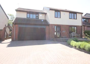 Thumbnail 4 bed detached house for sale in Sunnyhill Close, Darwen