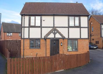 Thumbnail 2 bed detached house for sale in Wildene Drive, Mexborough