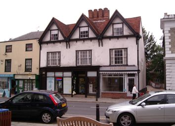 Thumbnail 2 bed flat to rent in High Street, Ongar