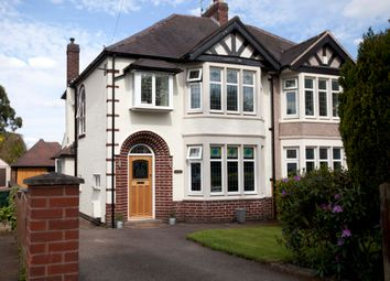 Thumbnail 3 bed semi-detached house for sale in Tamworth Road, Keresley End, Coventry