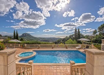 Thumbnail 4 bed villa for sale in Galilea, Puigpunyent, Majorca, Balearic Islands, Spain