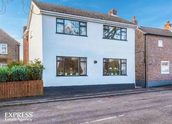 Thumbnail 4 bed detached house for sale in Mount Pleasant, Wainfleet, Skegness, Lincolnshire