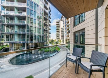 Thumbnail 1 bed flat for sale in Trafalgar House, Battersea Reach