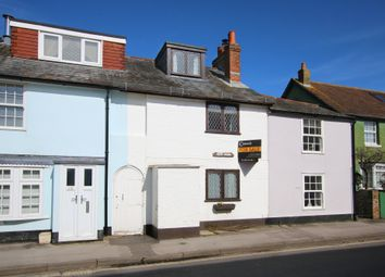 Thumbnail 4 bed terraced house for sale in Keyhaven Road, Milford On Sea, Lymington, Hampshire