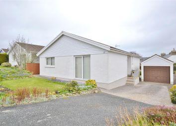 Thumbnail 3 bed detached bungalow for sale in Clos Y Bigney, Fishguard