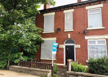 Thumbnail 3 bed end terrace house for sale in Reddish Road, Reddish, Stockport