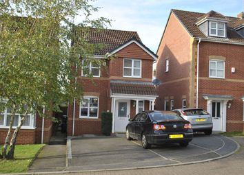 Thumbnail 3 bed detached house to rent in Willow Herb Close, Oadby