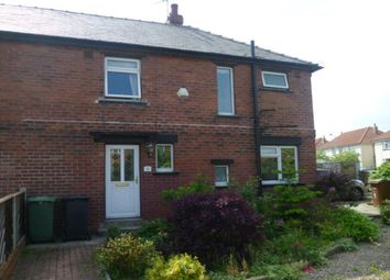 Thumbnail 3 bed semi-detached house for sale in Winthorpe Avenue, Thorpe, Wakefield