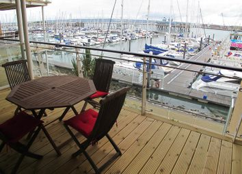 Thumbnail 2 bed flat to rent in Gosport Marina, Mumby Road, Gosport