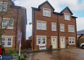 Thumbnail 3 bed semi-detached house for sale in Birch Tree Way, Cottam, Preston