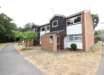 Thumbnail 2 bed maisonette for sale in Rickman Close, Woodley, Reading, Berkshire