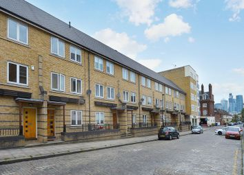 Thumbnail 4 bed terraced house for sale in Ferry Street, Canary Wharf