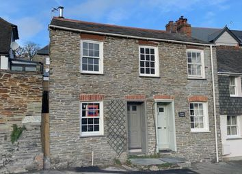 Thumbnail 2 bed semi-detached house for sale in Padstow, Cornwall, Uk