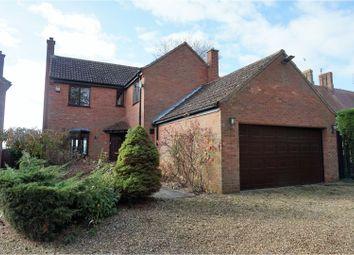 Thumbnail 4 bed detached house for sale in Hamilton Lane, Great Brington