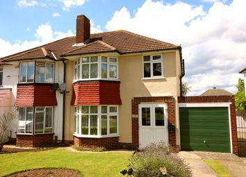 Thumbnail 3 bedroom semi-detached house for sale in Blenheim Road, Orpington